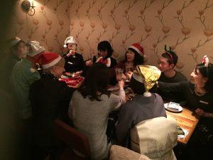 Cherry's X'mas Party